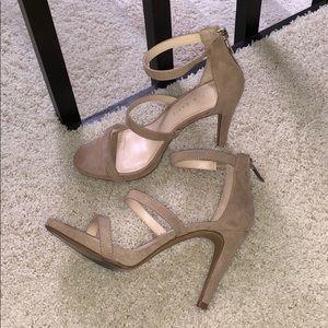 Kelly & Katie Strappy Heels